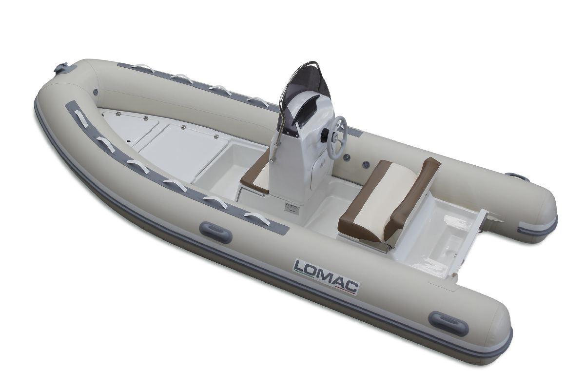 Lomac 460 bateau sans permis semi-rigide Espace Bleu - Ste Maxime - St Tropez
