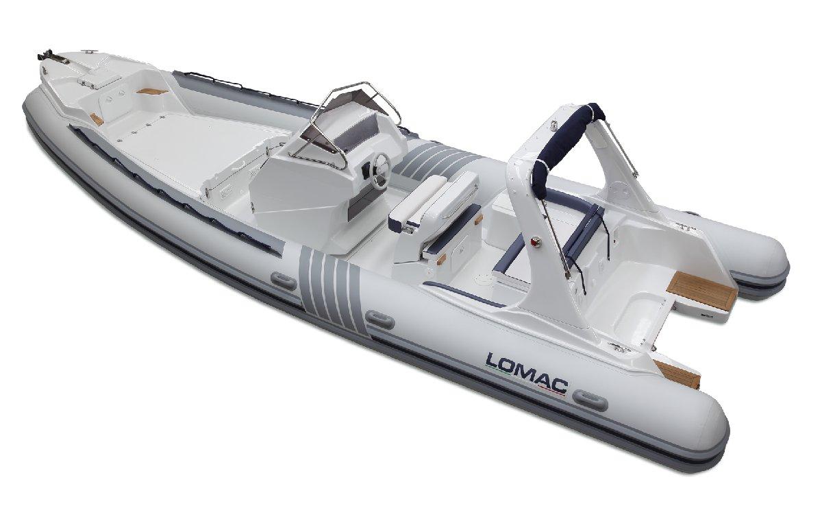 LOMAC 850 IN en location chez Espace Bleu - Sainte Maxime (83)